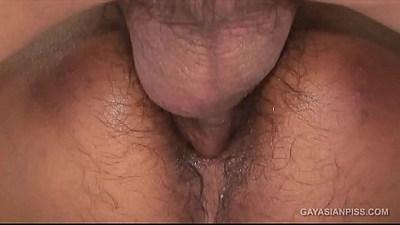 asian boys  bareback  cock sucking
