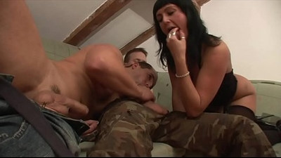 ambisexual   cock sucking   doggystyle