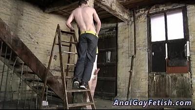 ambisexual  blowjob  bondage