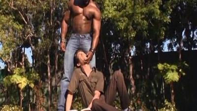 anal  blowjob  bodybuilder