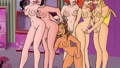 ambisexual  cartoons  lesbians
