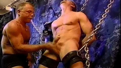 ball sucking   blonde gay   bodybuilder