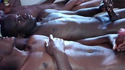 african hung  bareback  boys
