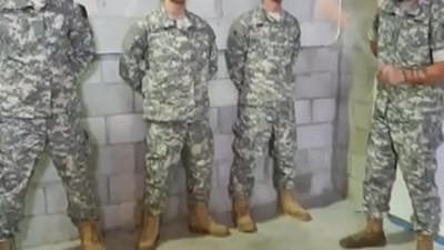 anal  gay sex  uniform
