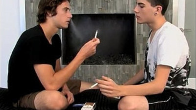 gay sex   smoking