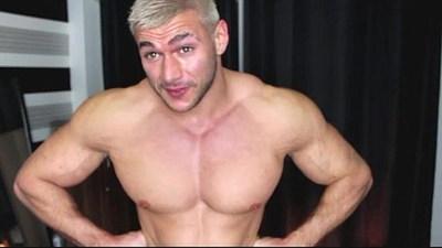 athlete  bodybuilder  fetishe